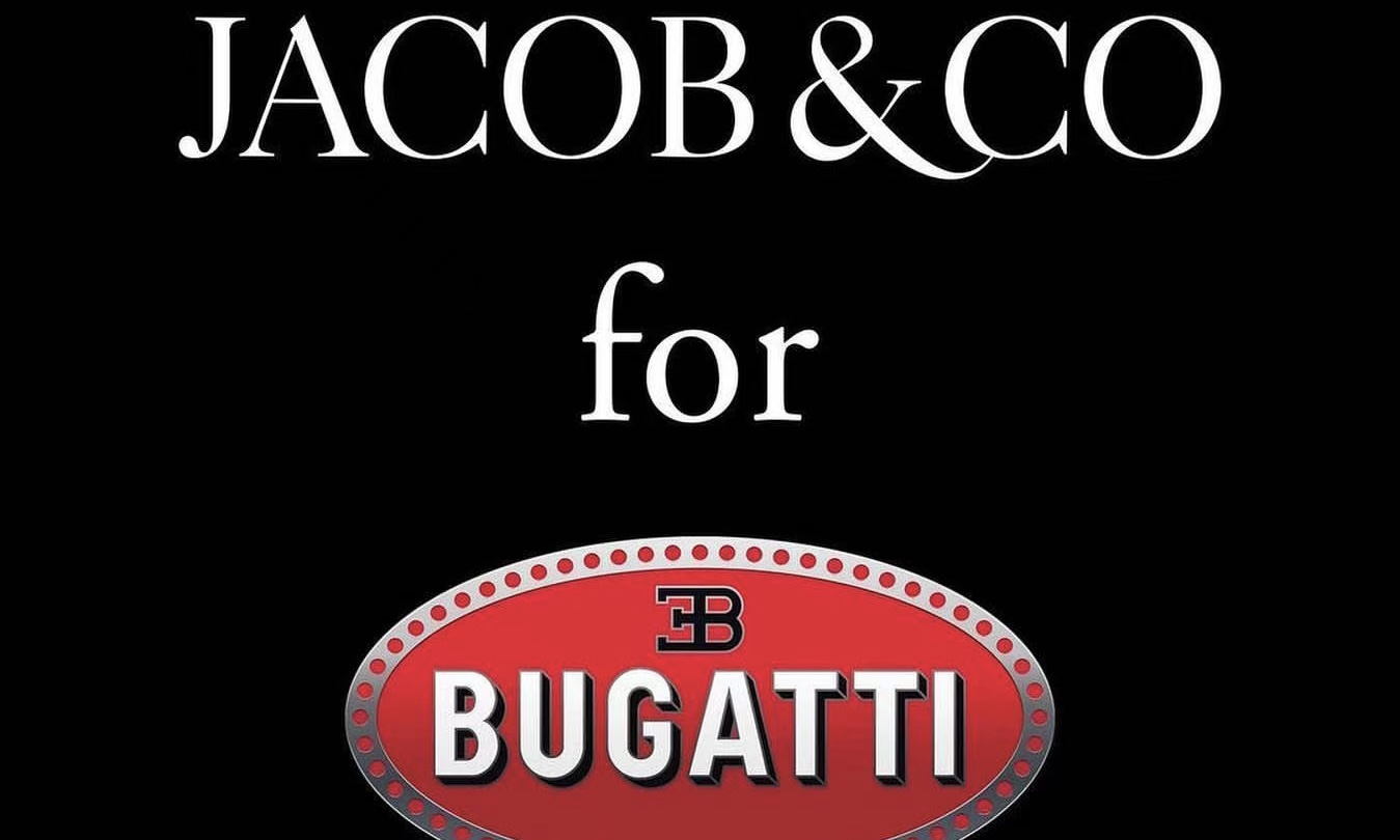 Jacob&Co. 携手 Bugatti 打造 16 缸陀飞轮腕表