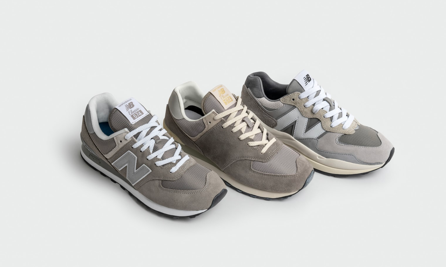 New Balance 发布全新「Grey Day Collection」
