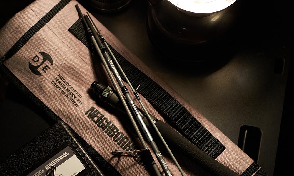 NEIGHBORHOOD 发布全新户外和垂钓系列