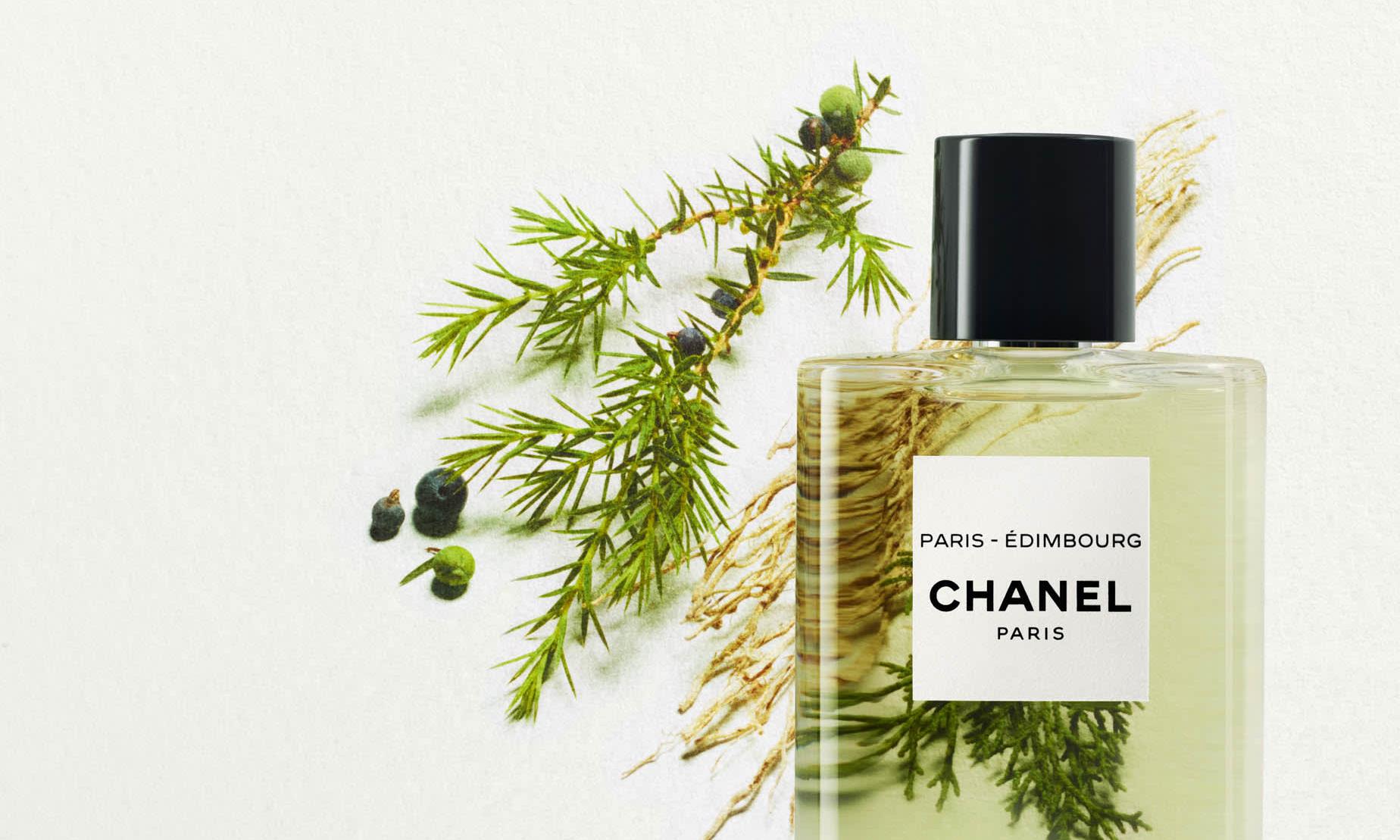 CHANEL 发布全新「Les Eaux de Chanel」系列香氛