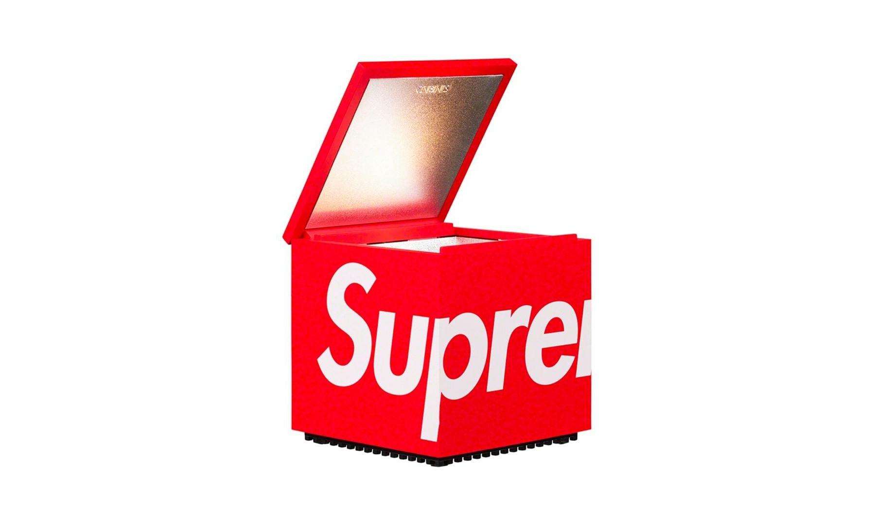 Supreme x Cini & Nils 联名床头灯将于本周发售