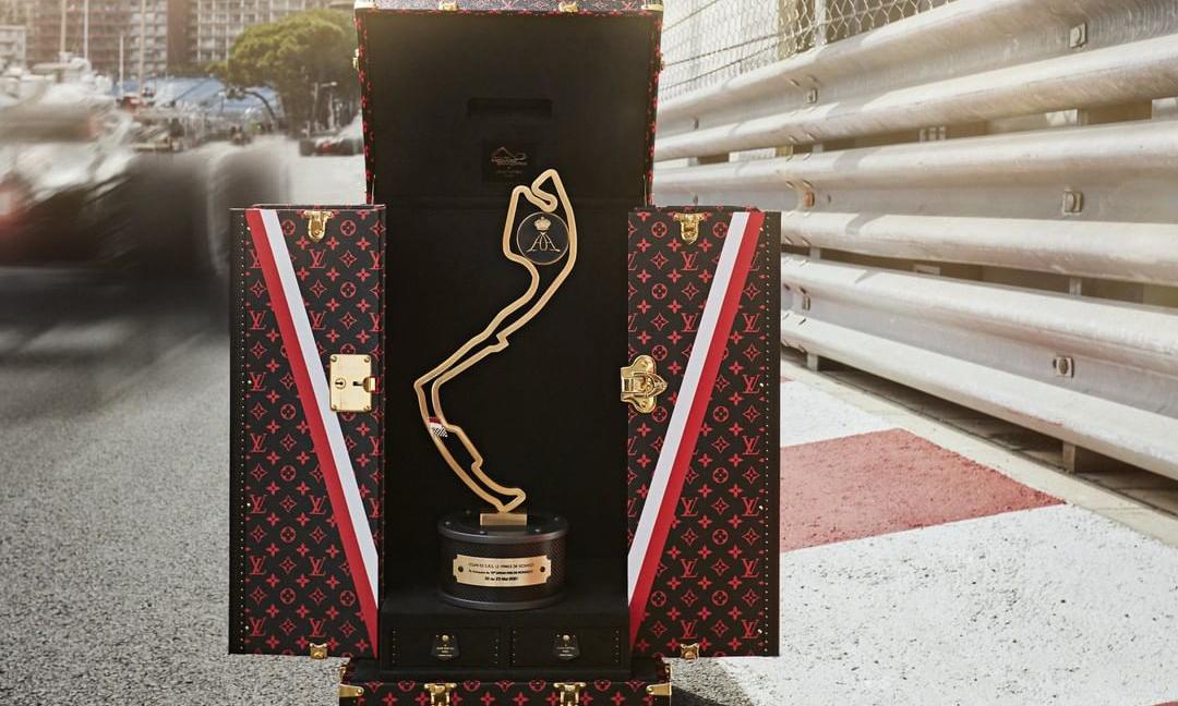 再下一城,LOUIS VUITTON 将为 F1 打造冠军奖杯箱