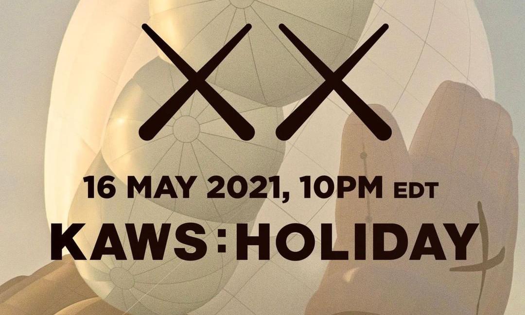 《KAWS:HOLIDAY》第六站即将开启