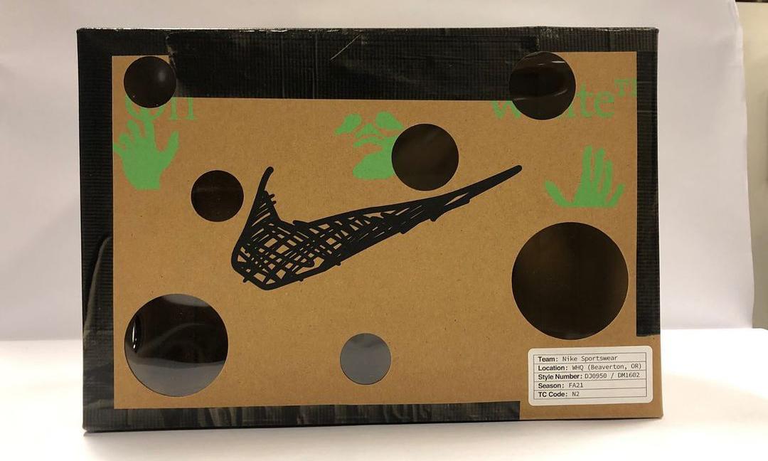 Virgil Abloh 正式揭晓 Off-White™ x Nike「Dear Summer」Dunk 系列
