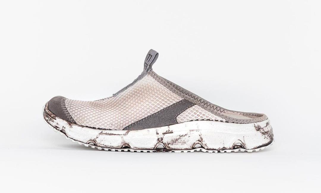11 by BBS 携手 SALOMON 推出全新凉鞋系列