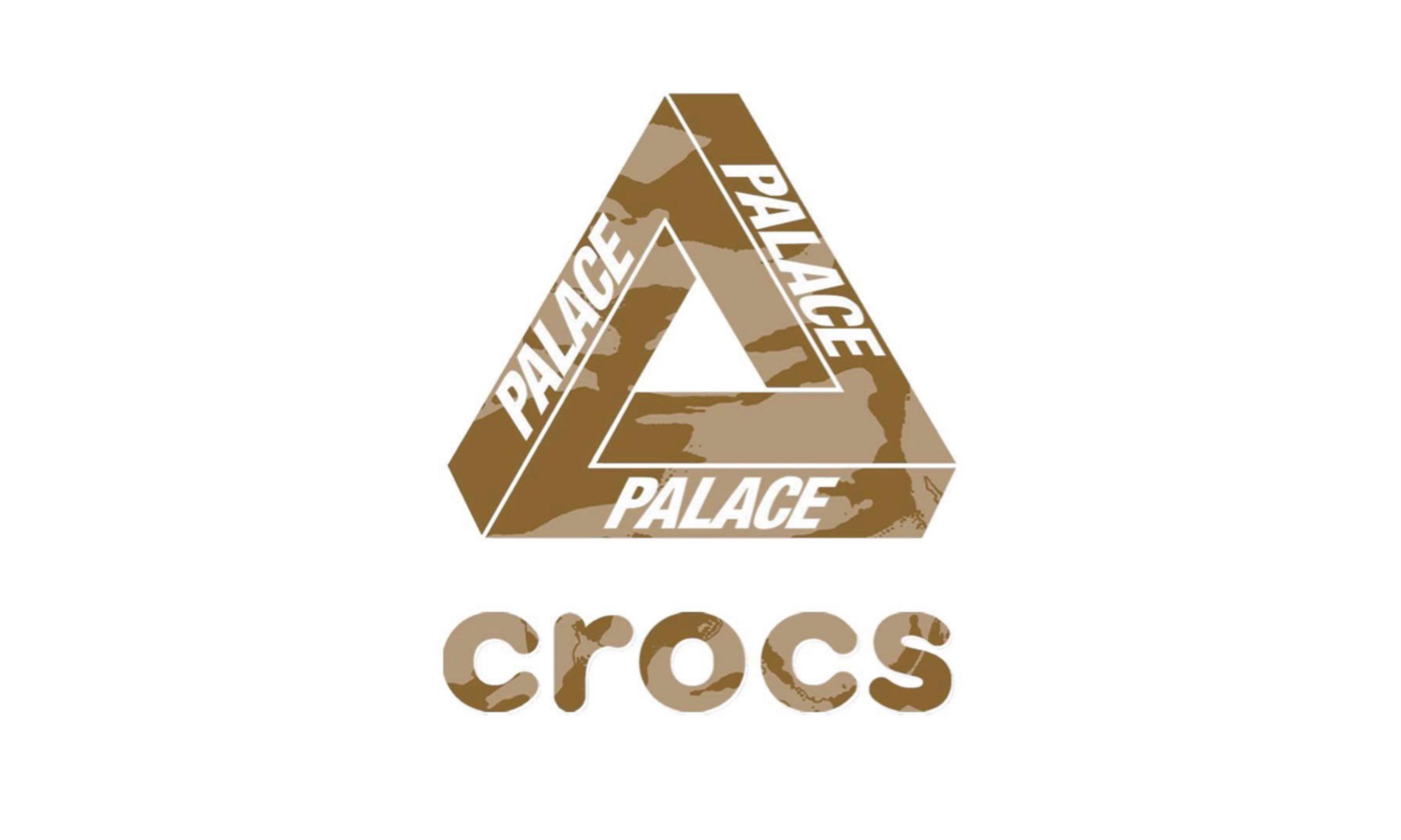 PALACE x Crocs 合作鞋款即将来袭