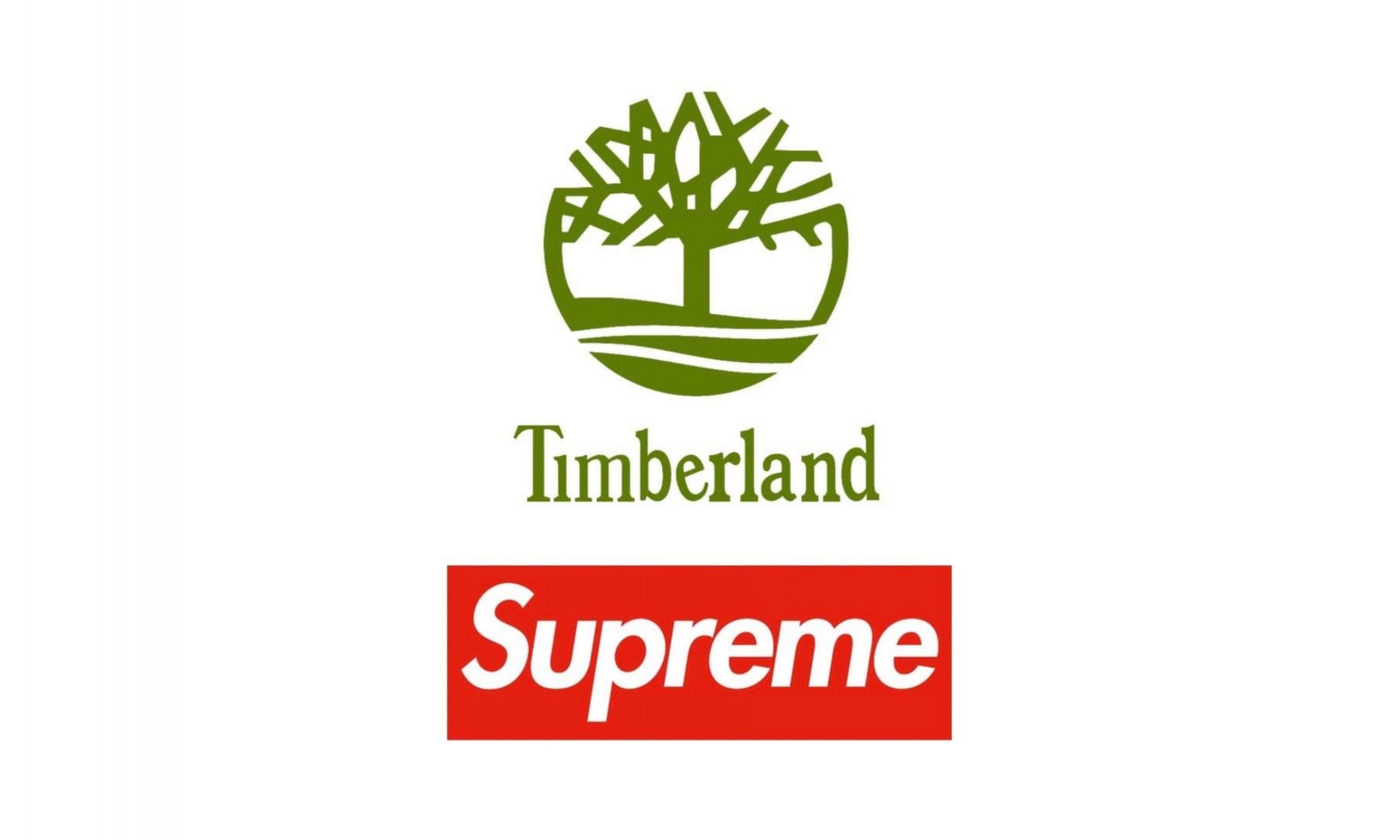 Supreme x Timberland 联乘企划公开