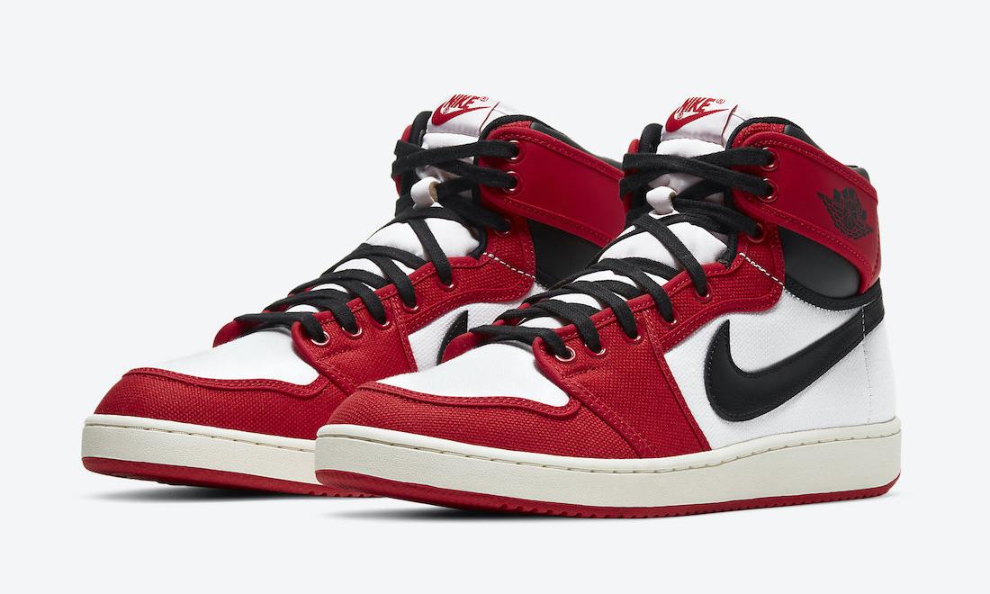 Air Jordan I KO「Chicago」将在下周复刻发售