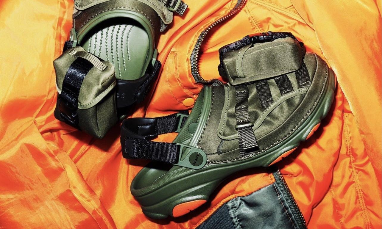 再度携手,Crocs x BEAMS 全新联名鞋款释出