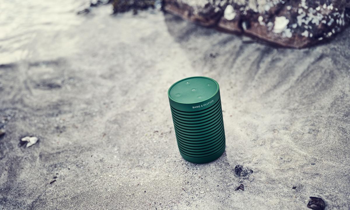 为探险而生,Bang & Olufsen 推出 Beosound Explore 新款扬声器