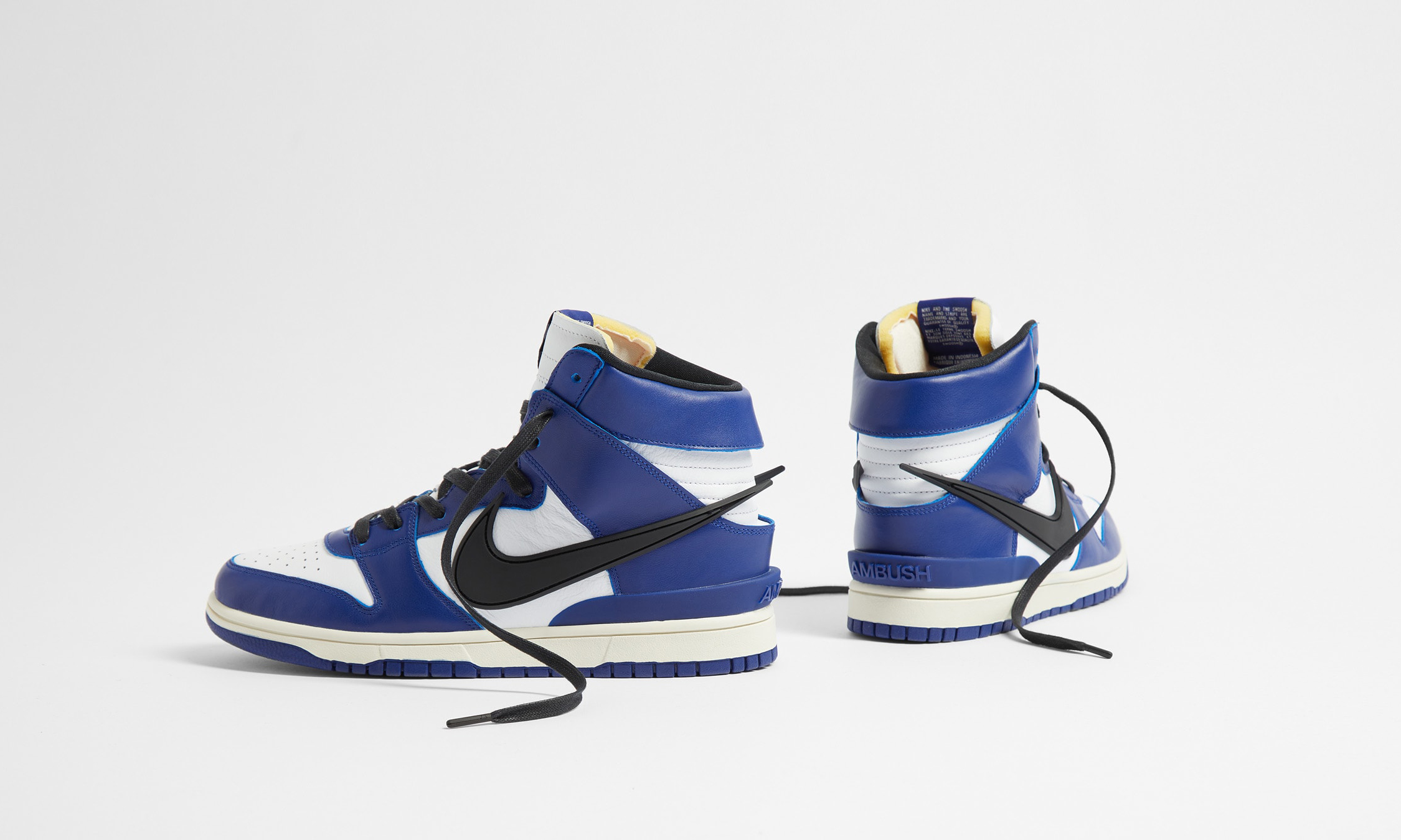 AMBUSH x Nike Dunk High 将在下周发售