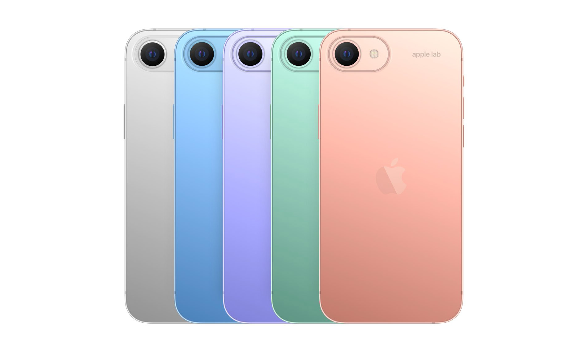 疑似新一代 iPhone SE 渲染图释出