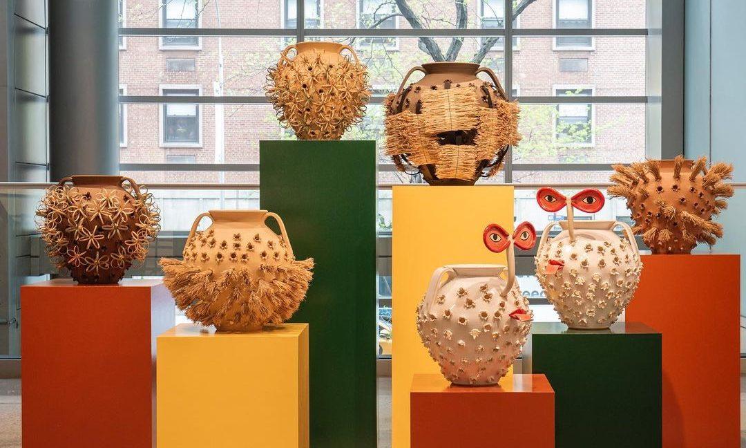 与苏富比合作,LOEWE 推出 7 款陶艺品