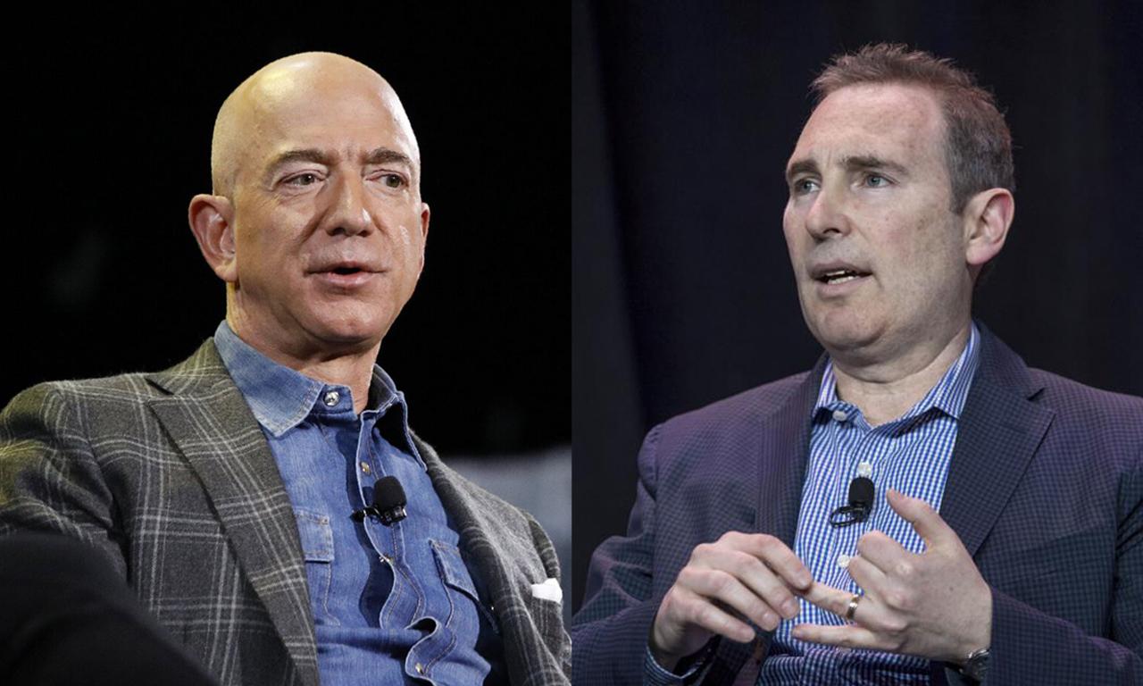 Jeff Bezos 将于 7 月 5 日正式卸任亚马逊 CEO 一职