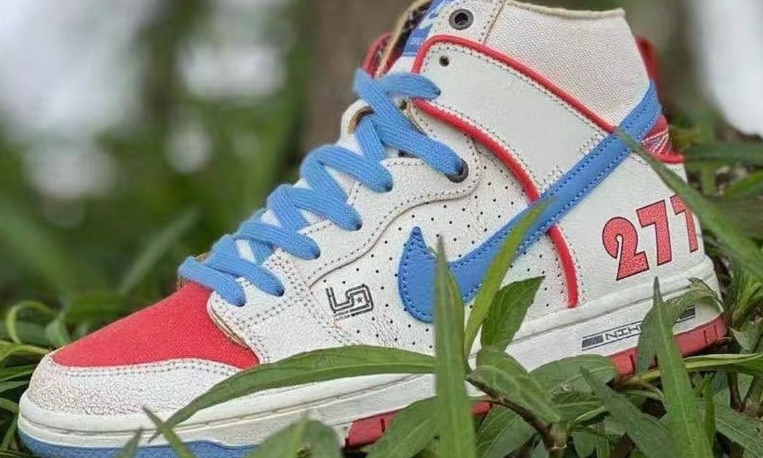 Magnus Walker x Nike SB Dunk High 抢先预览