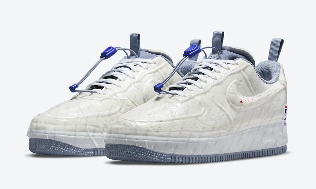 Nike Air Force 1 Experimental「Postal Ghost」发售日期释出