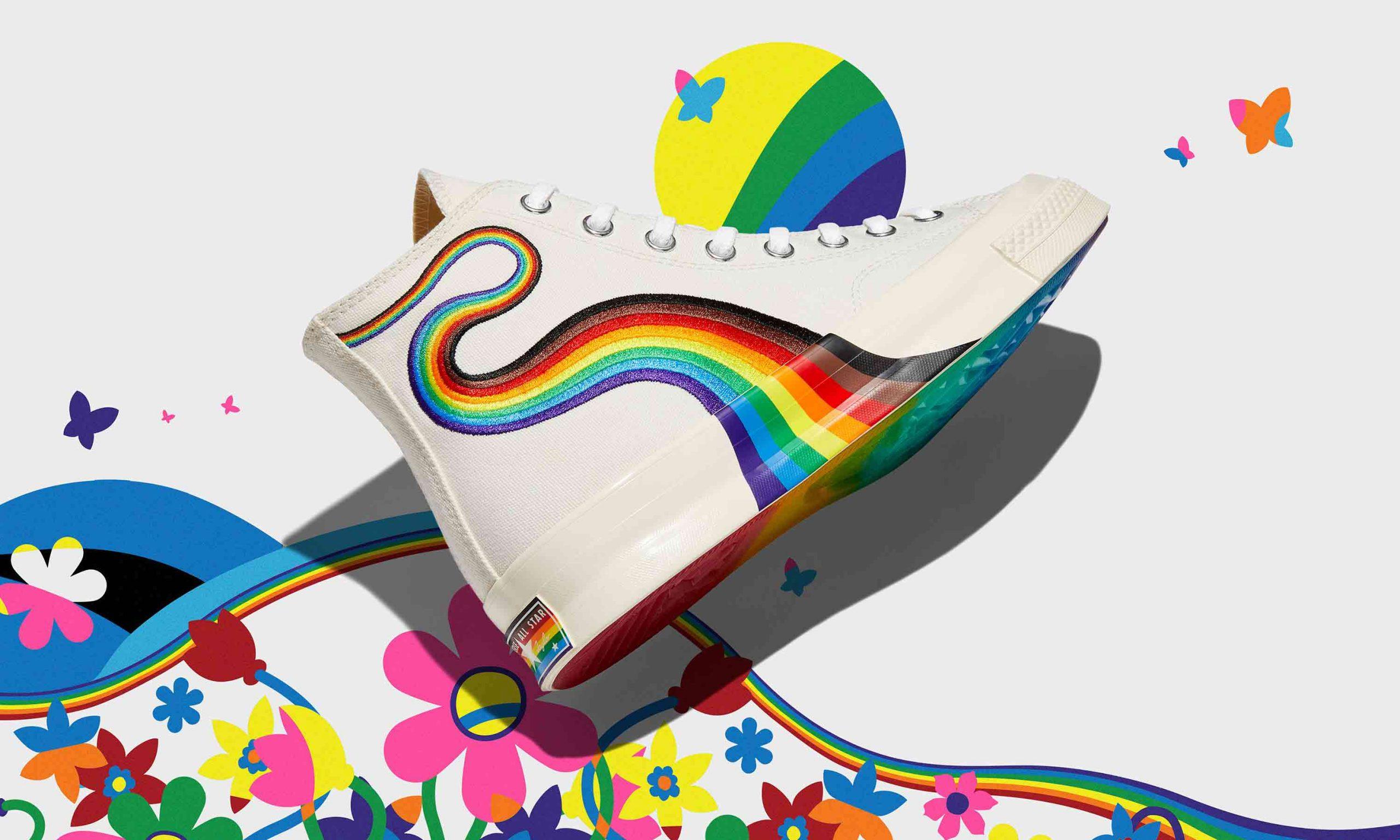 CONVERSE Pride 骄傲月系列释出