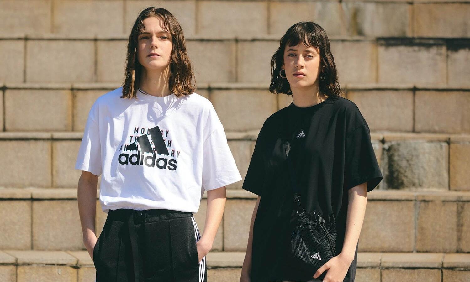 adidas x MOUSSY 再度合作推出新系列产品