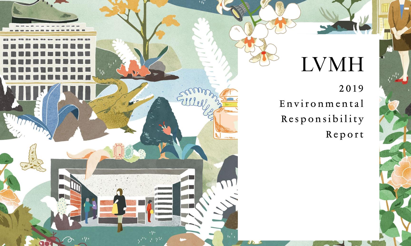 LVMH 首次公开综合社会及环境报告