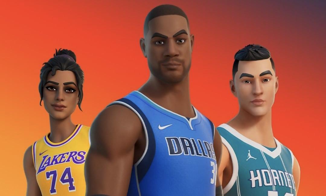 NBA 携手《堡垒之夜》发布游戏宣传片