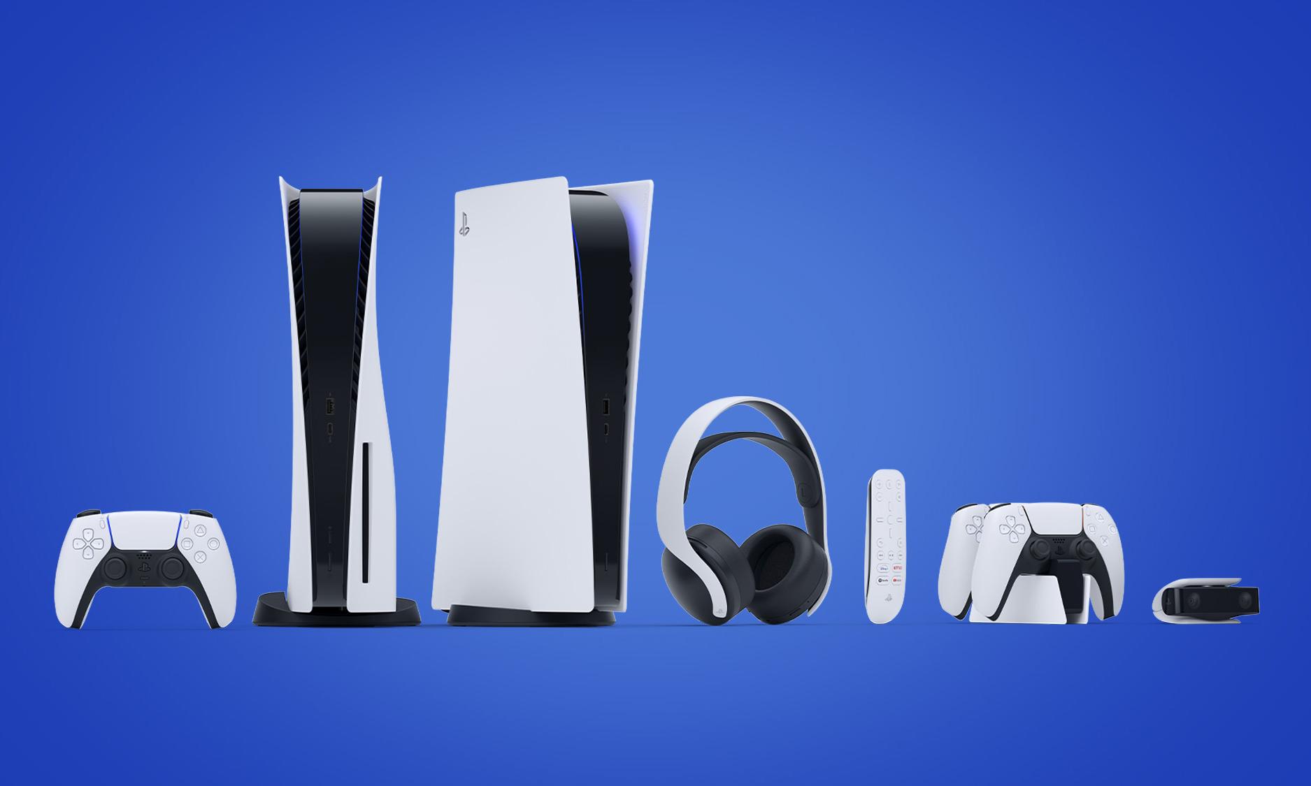 索尼提出 PS5 的高需求量将会延续到明年