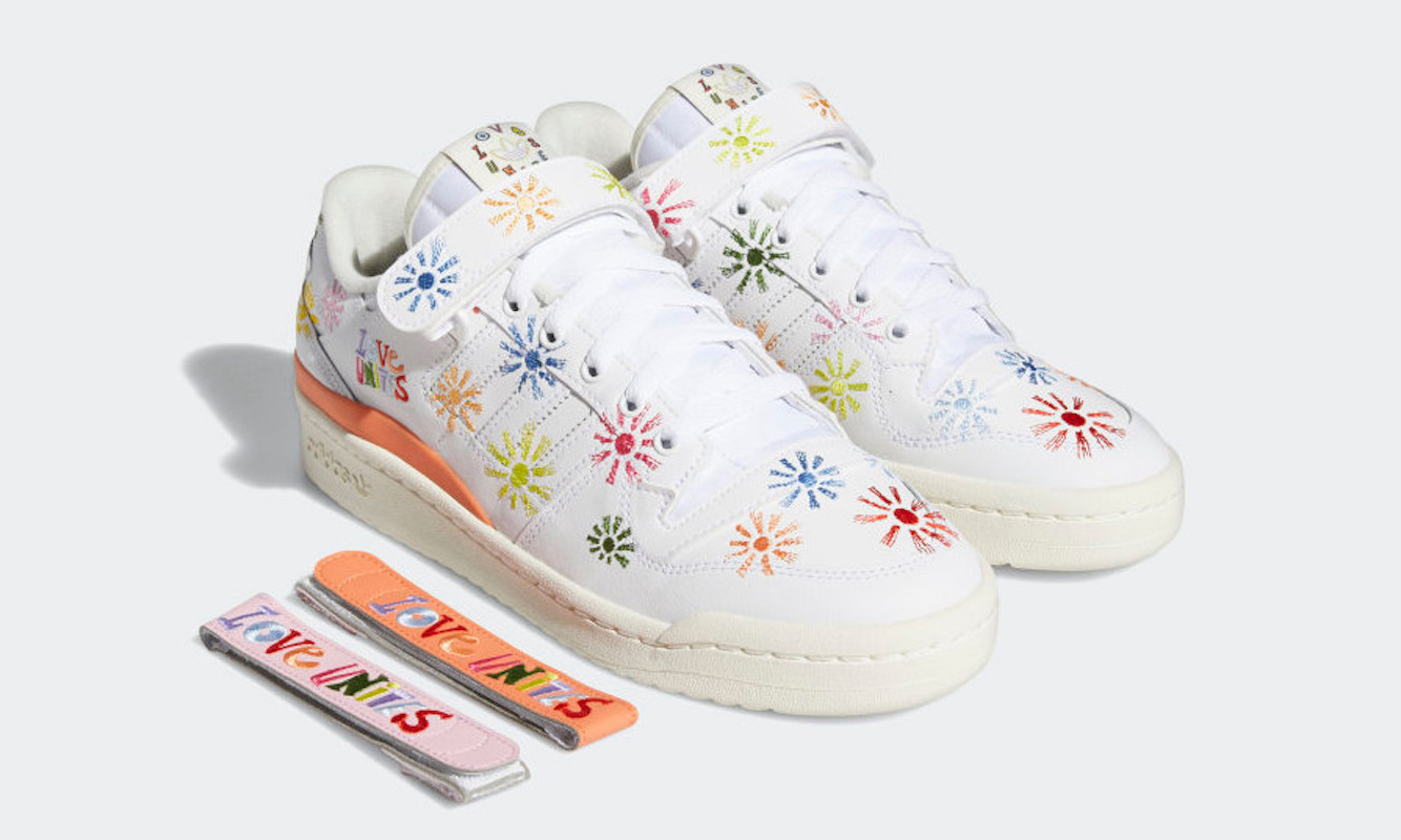 adidas 推出 2021「骄傲月」系列
