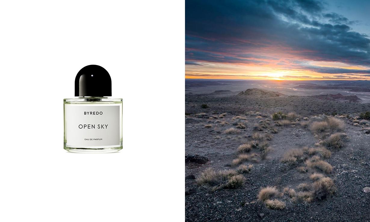 BYREDO 推出香水新品「Open Sky」