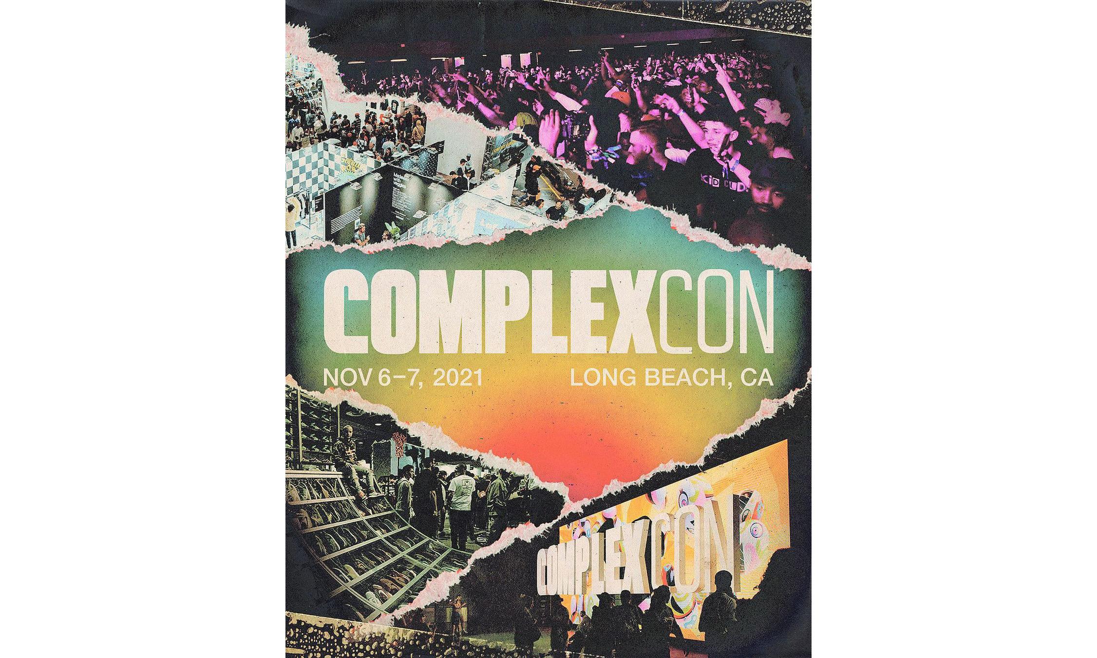ComplexCon 回归,将于 11 月 6-7 日举办