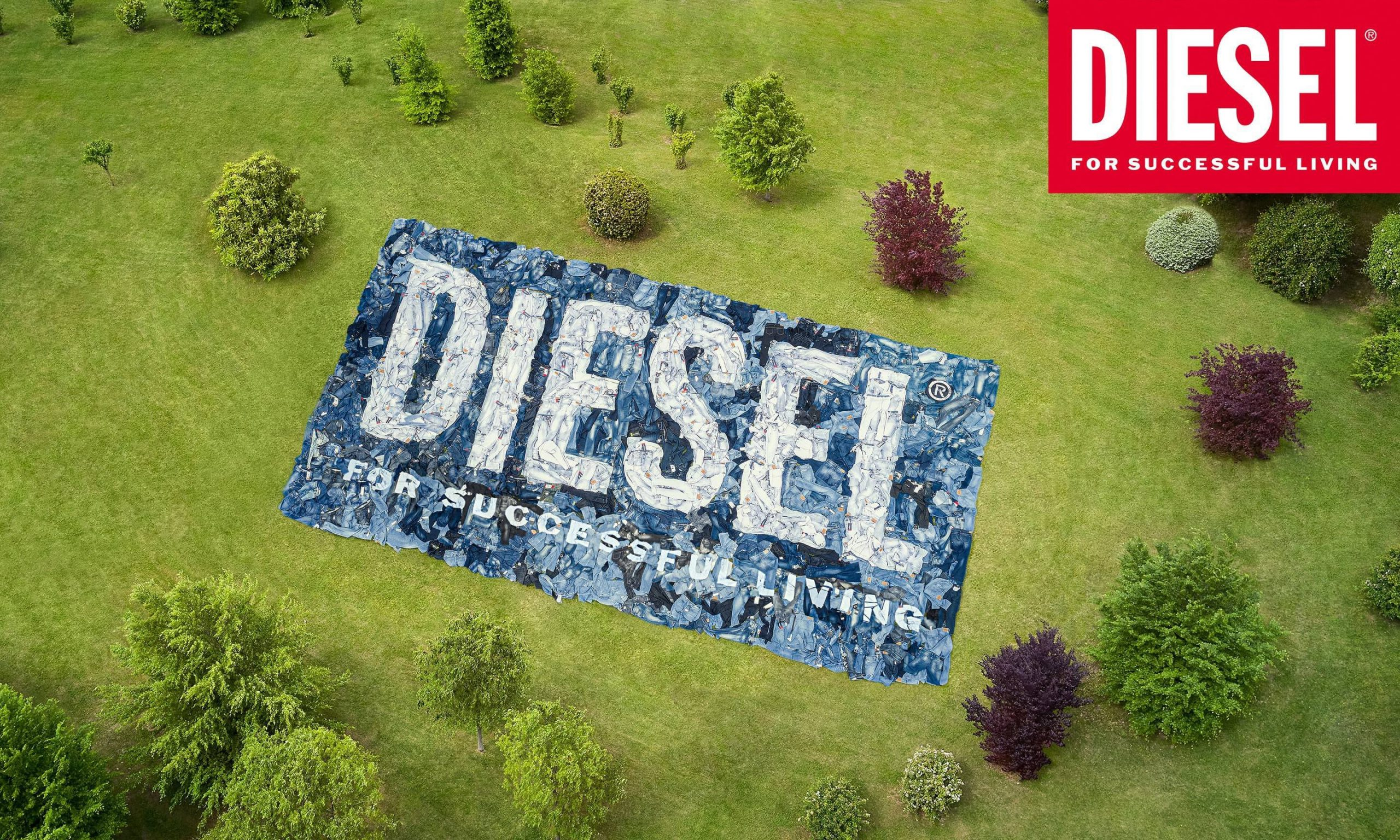 DIESEL 公布「DIESEL Library」环保项目