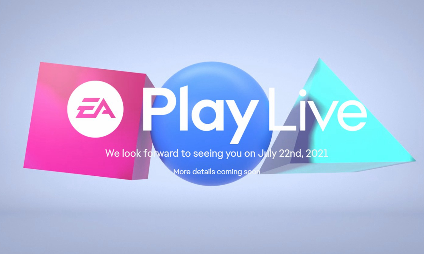 EA Play Live 2021 发布会时间确定