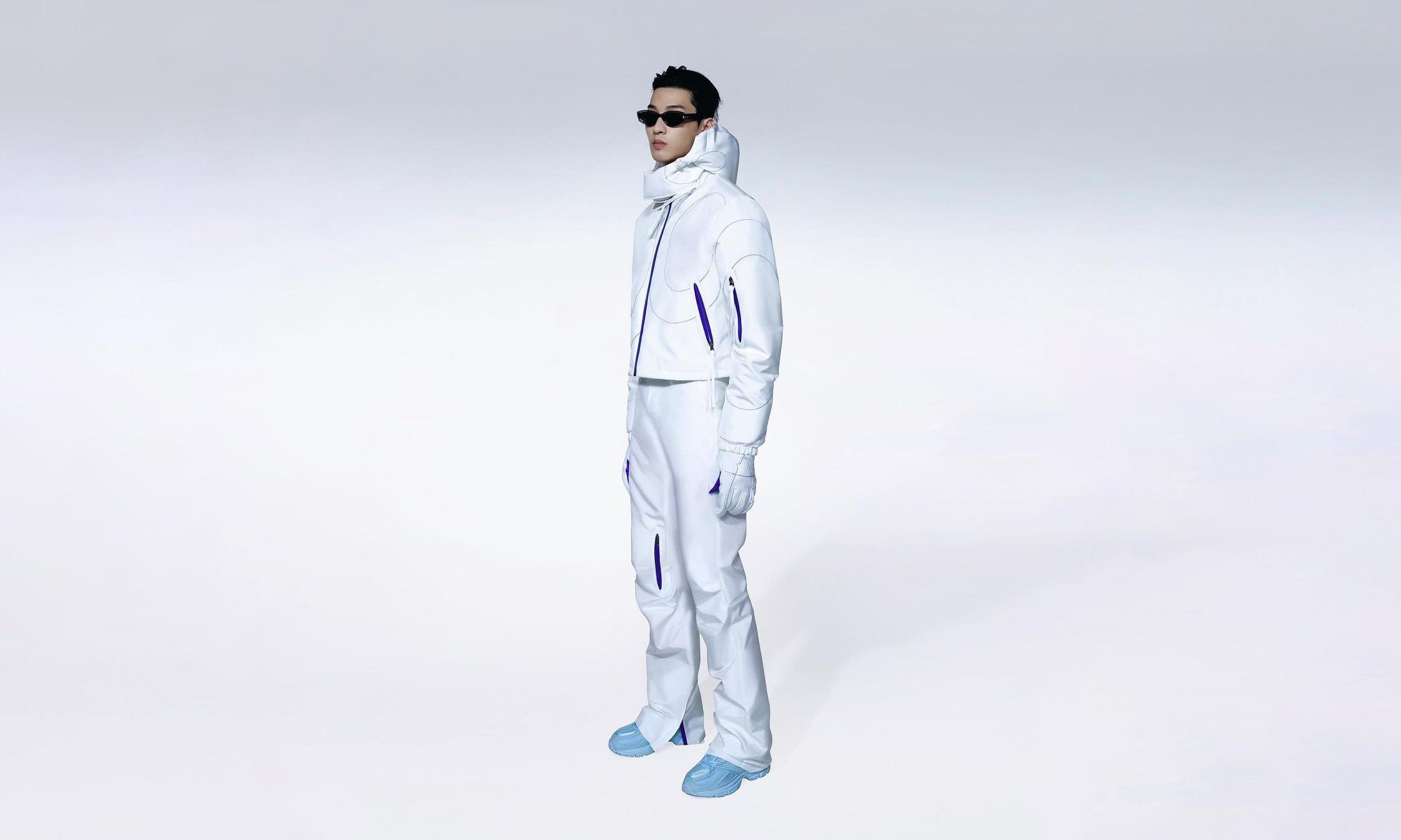 KANGHYUK x HYOSUNG 01 合作滑雪系列公布