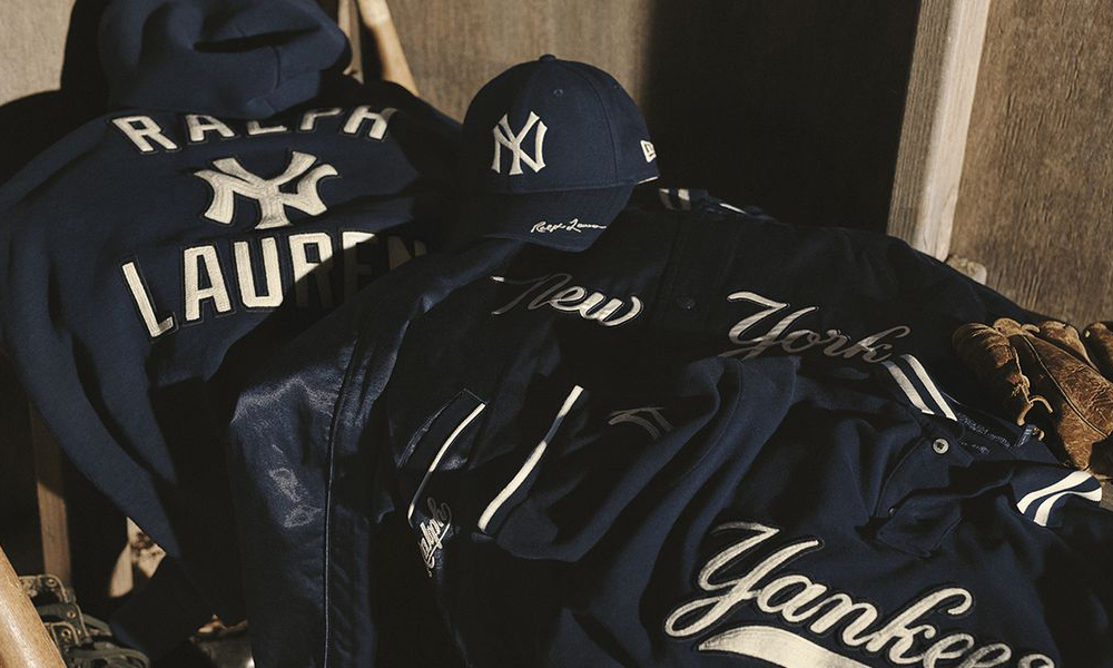 Ralph Lauren 携手 MLB 推出全新胶囊系列