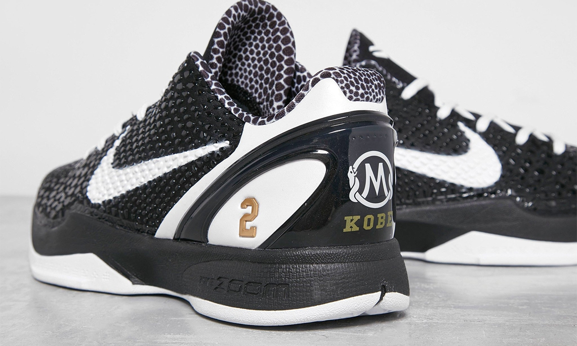 Nike 打造 Kobe 6 Protro「Mamba Forever」特别纪念款