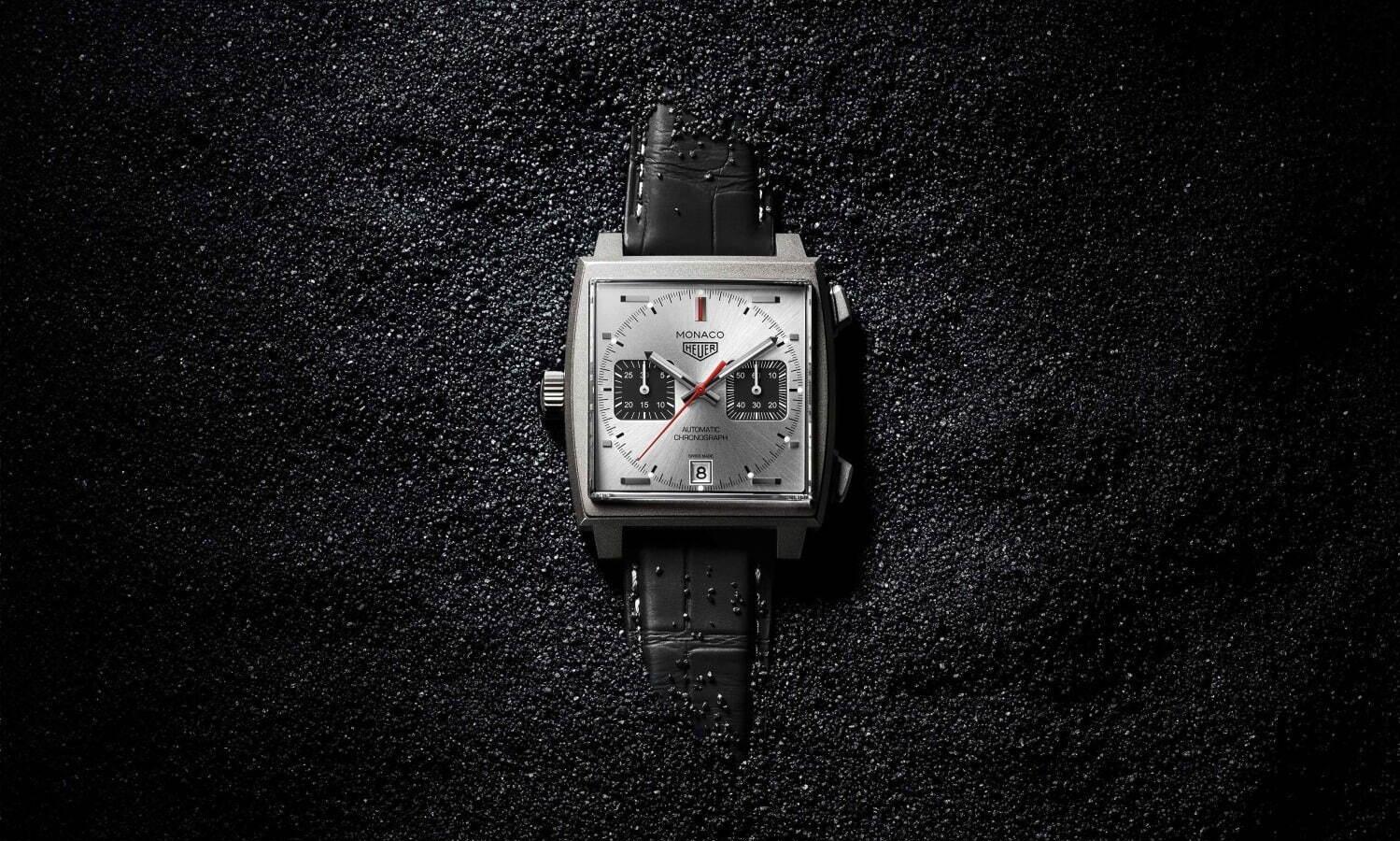 TAG Heuer 推出全新 Monaco 限量腕表