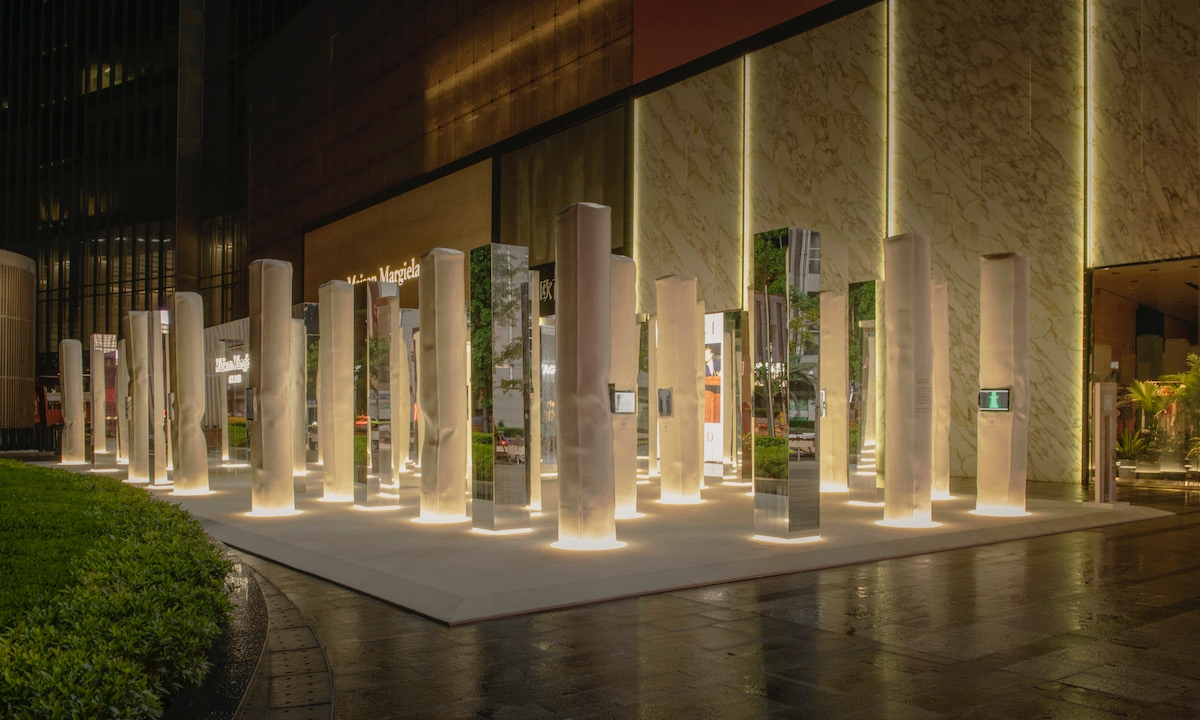 Maison Margiela「The Memory of… 时装以外 凡尘之上」限时展览空间现已向公众开放
