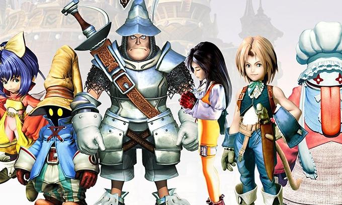 法国动画公司制作,《最终幻想 9》将被改编为动画剧集