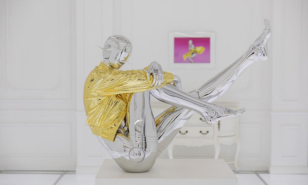 昊美术馆呈现全新展览《空山基:大都会》
