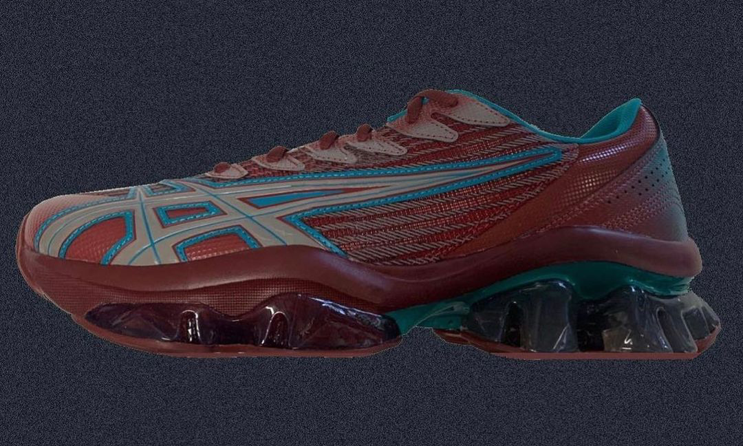 Kiko Kostadinov 为 ASICS 打造的新鞋款设计曝光