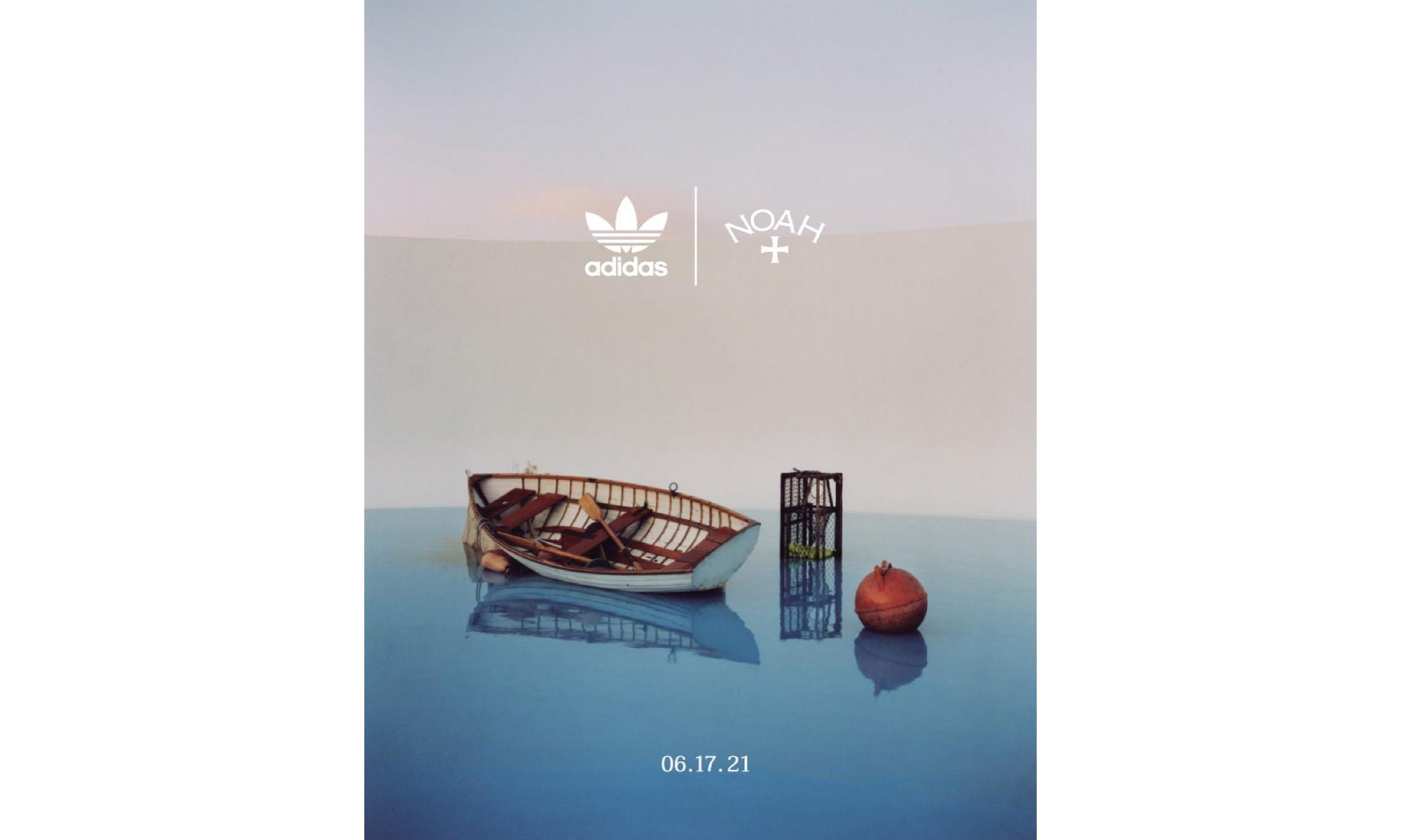 NOAH x adidas Originals 全新联名预告释出