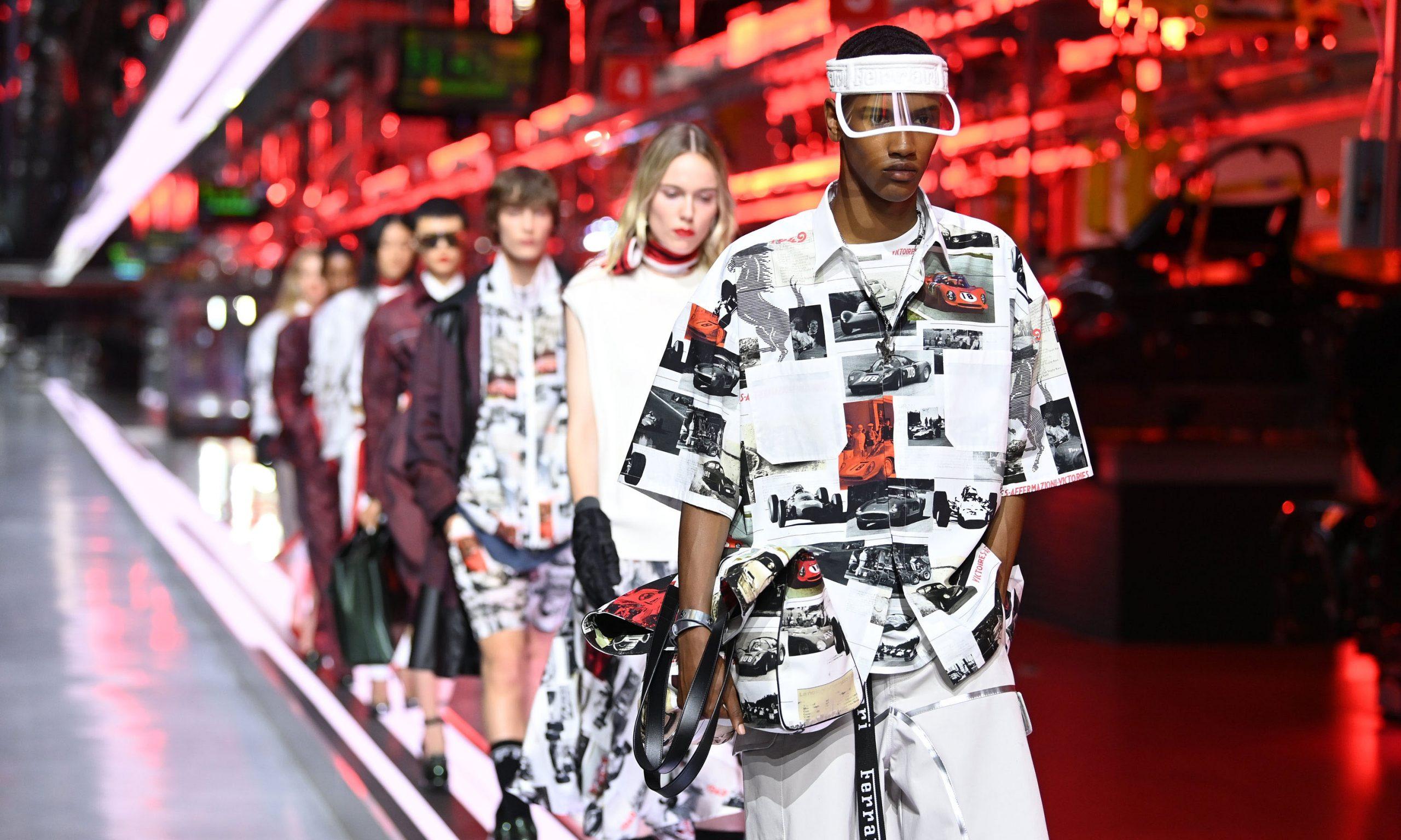 法拉利推出时装系列,是想卖给谁?