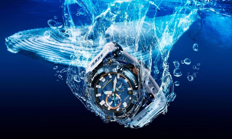 G-SHOCK & BABY-G 推出「海豚和鲸鱼」主题手表