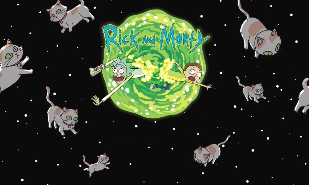 《瑞克和莫蒂》发布第五季开场动画影像