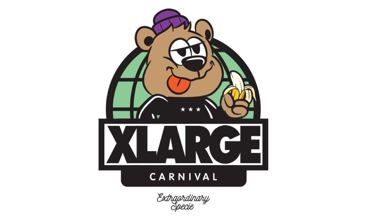 XLARGE x CARNIVAL 联名系列即将登场