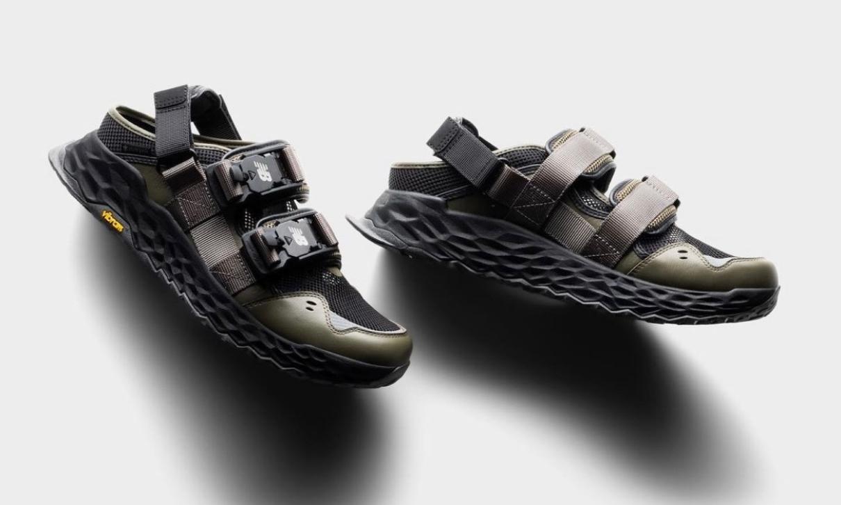 Snow Peak x TDS New Balance 联名鞋款即将发售