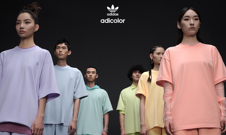 极简更出彩,adidas Originals 发布 adicolor Contempo 新系列