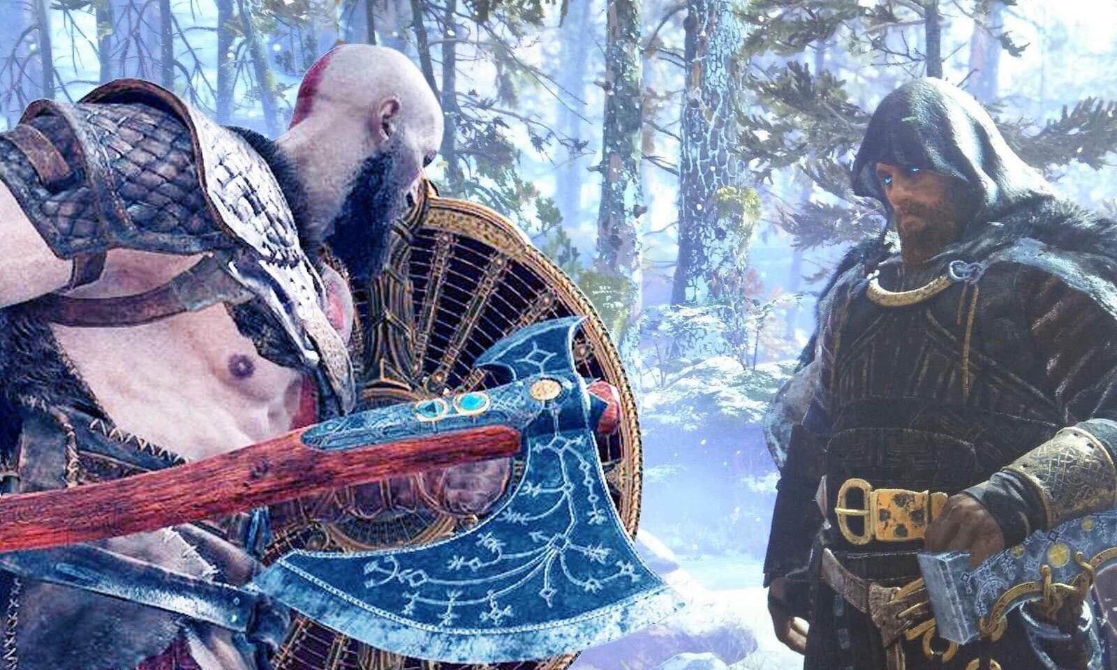 《战神:诸神黄昏》延期至 2022 年发行