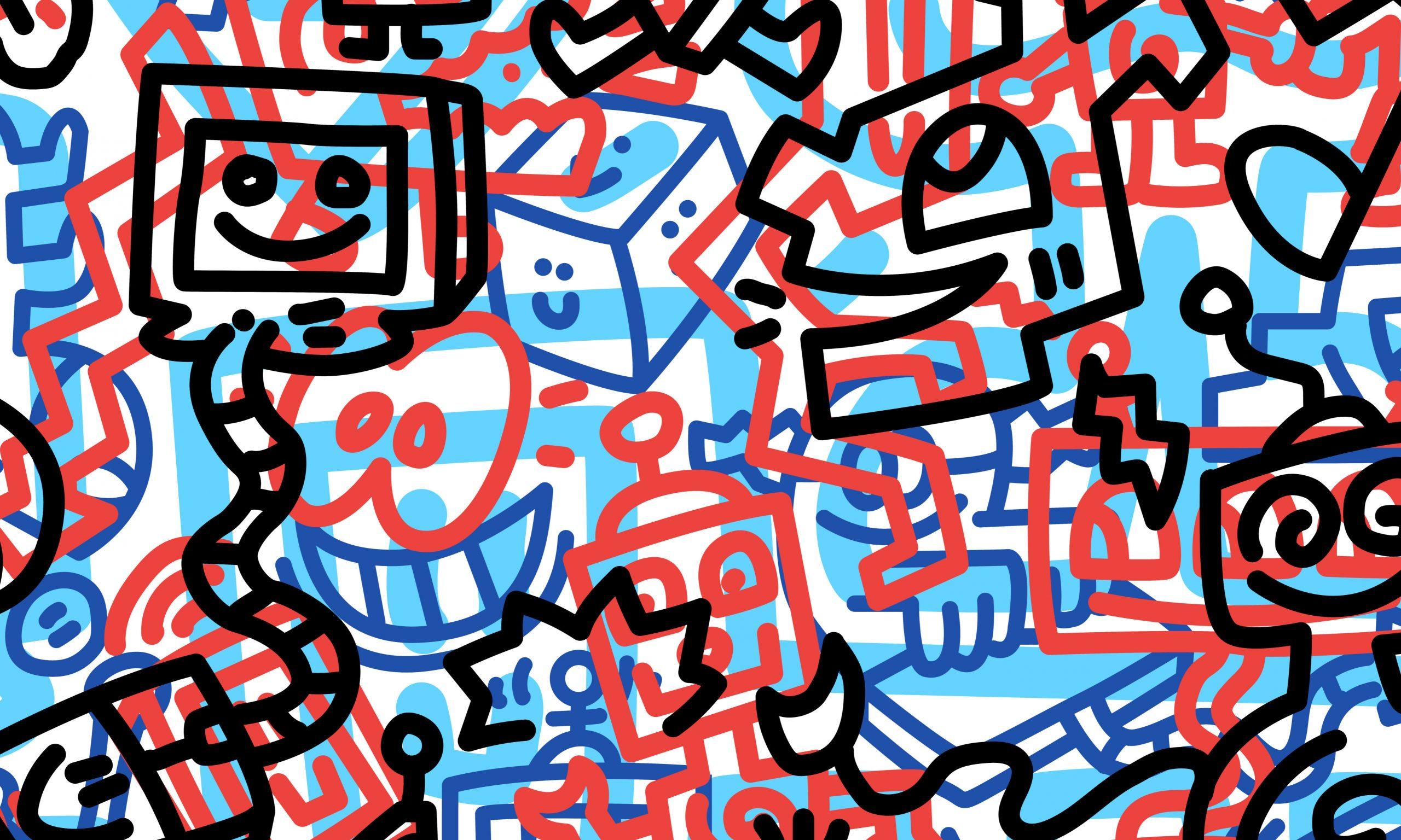 Mr Doodle 宣布推出首件 NFT 作品《ESC》