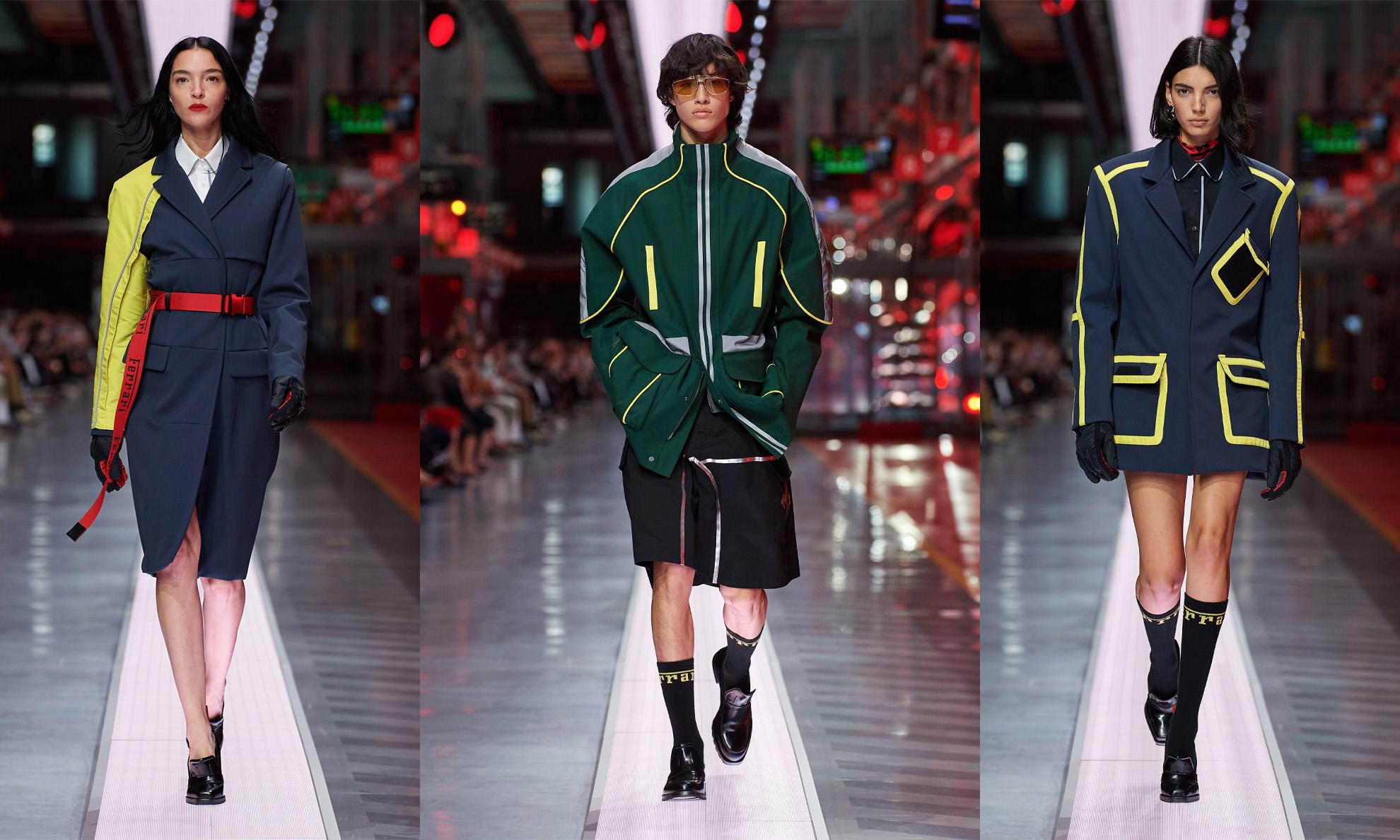 进军时尚,Ferrari 首个服装系列正式亮相