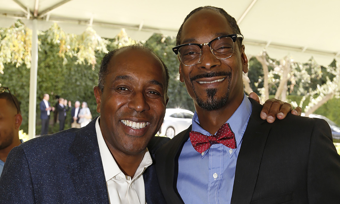 Snoop Dogg 以高级战略顾问身份正式加入 Def Jam 唱片公司