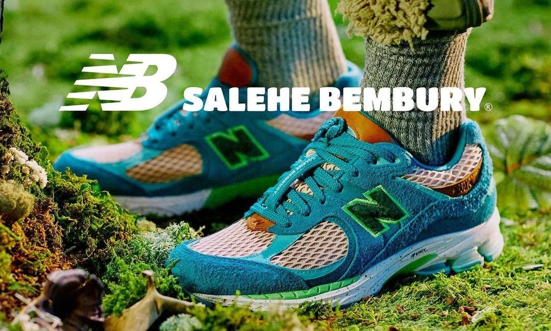 Salehe Bembury x New Balance 2002R 新配色发售日期确定